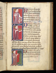 Richard De Bury, Thomas De Hatfield, And Thomas De Arundell, In Thomas Walsingham, Catalogue Of the Benefactors Of St. Albans Abbey